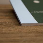 Perfect Bound glue spine book